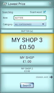 Cheap Shopping List screenshot 3