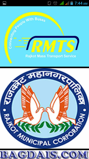 Rajkot City Bus Service