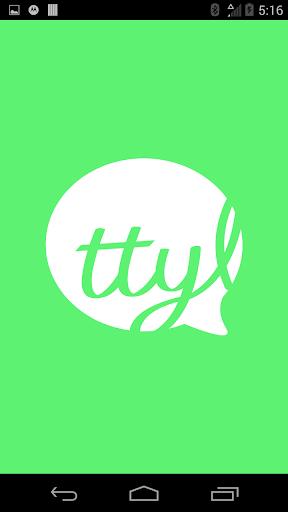 TTYL Messenger