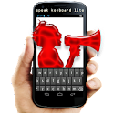Speak Keyboard Lite icon
