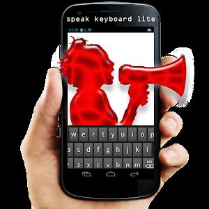 Speak Keyboard Lite | FREE Android app market
