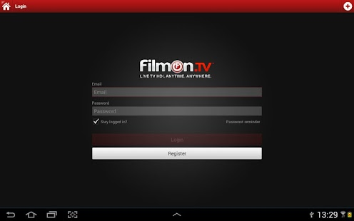 FilmOn Live TV FREE Chromecast Screenshot 4
