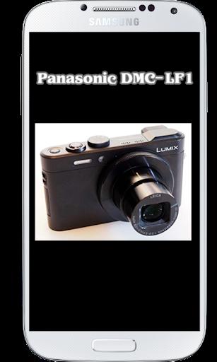 DMC-LF1 Tutorial