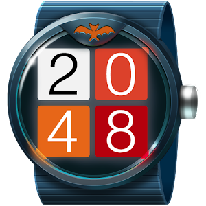 2048 for Android Wear for PC and MAC