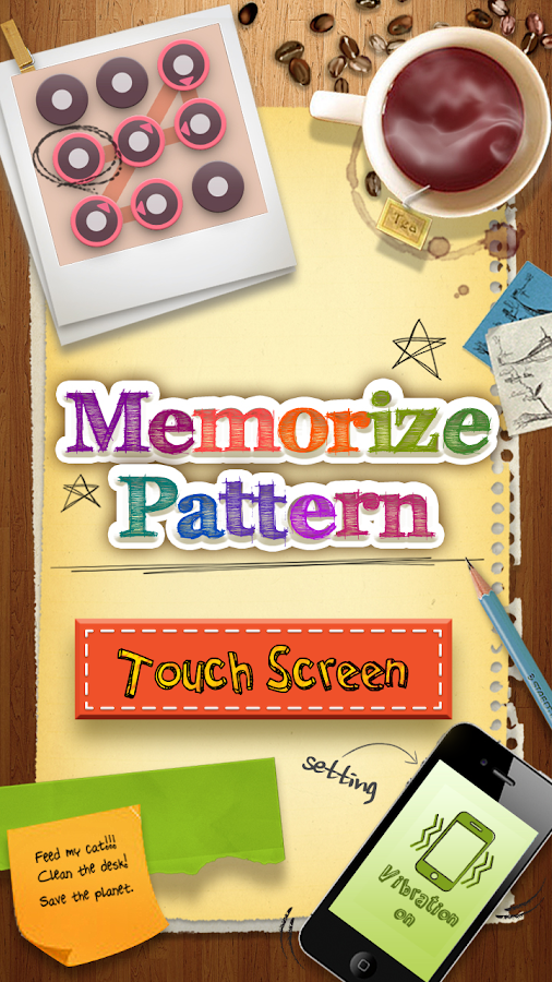 Memorize Pattern New! - screenshot