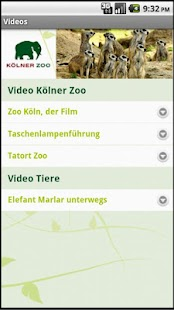 Kölner Zoo- screenshot thumbnail