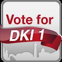 DKI1 logo