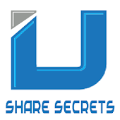 Share Secrets Anonymously