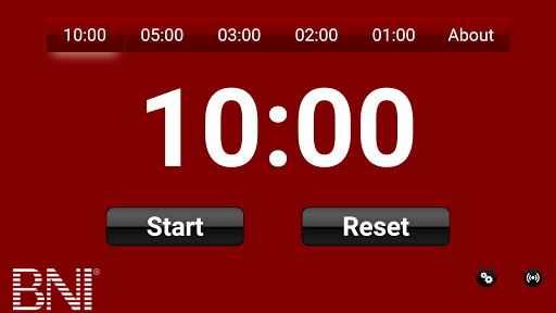 BNI timer for android