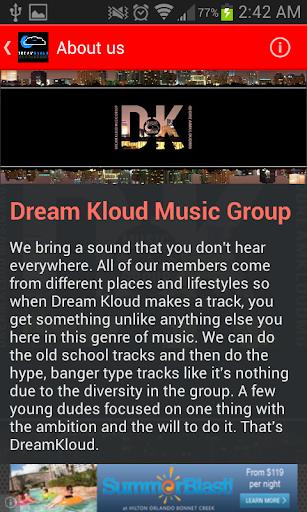 Dream Kloud MG