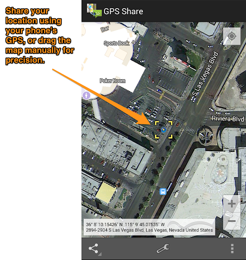 GPS Share