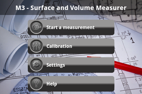 Measurement surface and volume