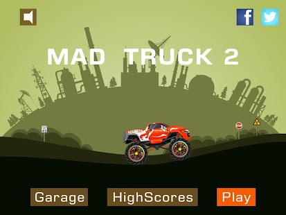 Mad Truck 2 - screenshot thumbnail