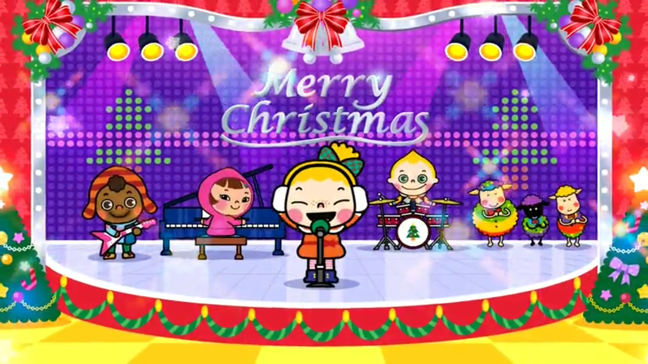 Kids Christmas Songs · Stories- screenshot