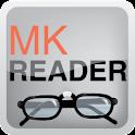 Mk Reader logo