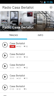 Radio Casa Bertallot- screenshot thumbnail