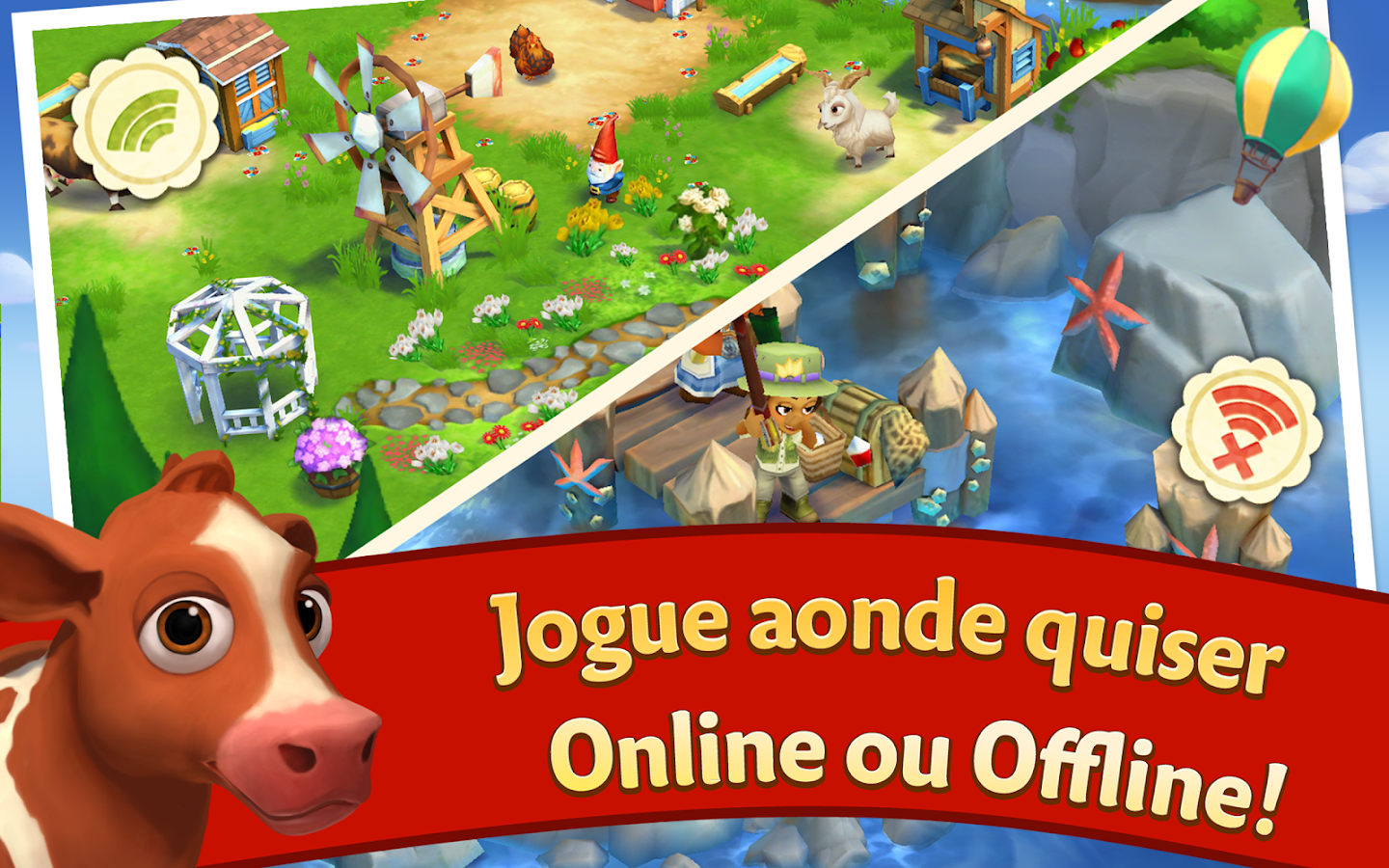 FarmVille 2 Aventuras no Campo - screenshot