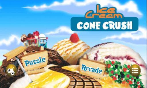Ice Cream Cone Crush