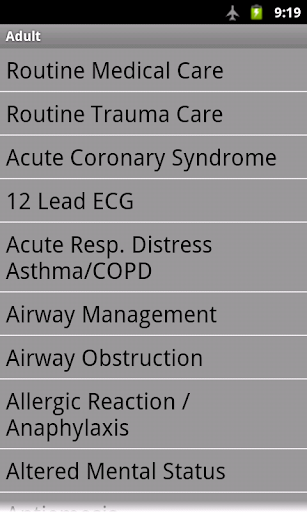 【免費醫療App】CNY Midstate North Country EMS-APP點子