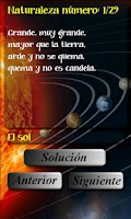 Screenshot of iAdivina