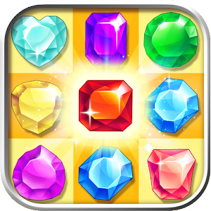 Jewels Blast for PC and MAC
