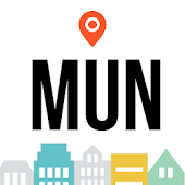 Munich city guide(maps)