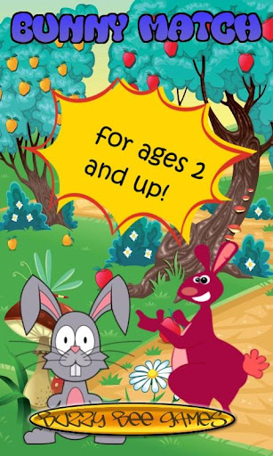 Bunny Games for Toddlers