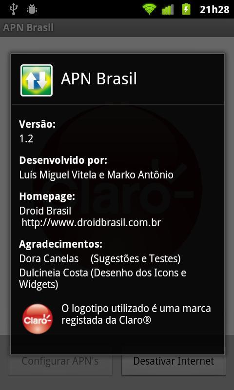 APN Brasil- screenshot