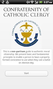 Catholic Voting Guide - screenshot thumbnail