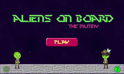 Aliens On Board