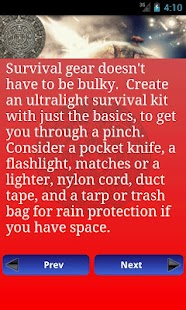 Apocalypse Survival Prep - screenshot thumbnail