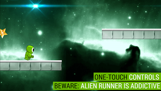 Alien Runner- screenshot thumbnail