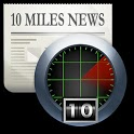 10 Miles News-Local Newspapers icon