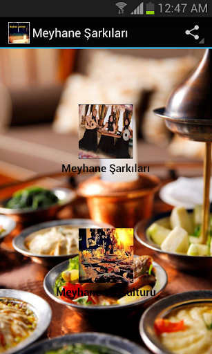 Meyhane Sarkilari