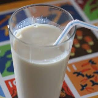Drinking Soy Milk Recipes.