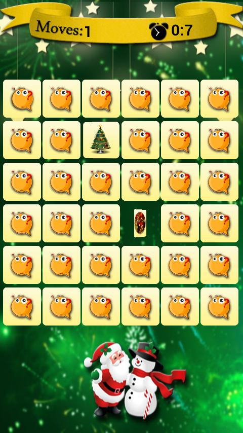 XMas and New Year Puzzle game - screenshot