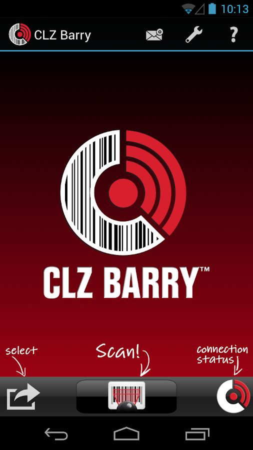 CLZ Barry - screenshot