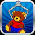 Teddy Bear Machine Prize Claw icon