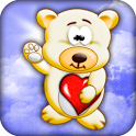 Cute Bears Live Wallpaper icon