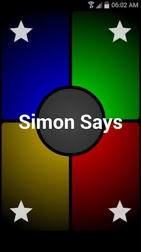 Simon Says Memory Game CopyCat