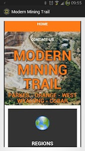 Modern Mining Trail screenshot 0