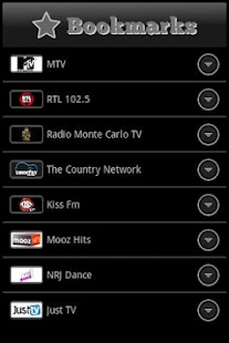 World Streaming TV - Music - screenshot thumbnail