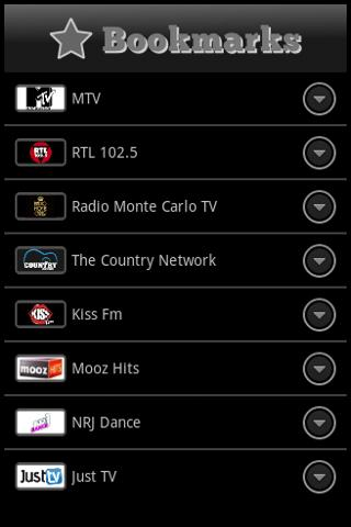 World Streaming TV - Music - screenshot