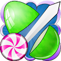 Easter Egg Candy Slicer HD icon