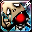 搖滾殭屍 (Zombie Rocker) icon