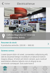 Stores Bolivia screenshot 2