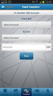 QIB Mobile - screenshot thumbnail
