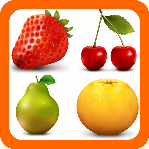 Fruit Game - For Babies