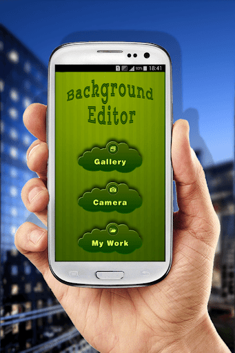 Background Editor