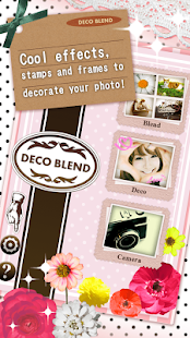 DecoBlend-Collage Photo Editor- screenshot thumbnail